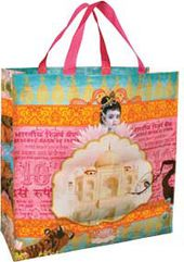 Shopper Tote - India!