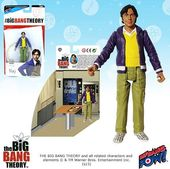 "The Big Bang Theory - Raj 3 3/4"" Action Figure"