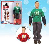 The Big Bang Theory - Sheldon Green Lantern