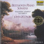 Beethoven: Piano Sonatas, Volume 2