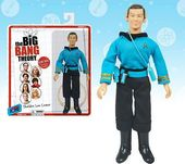The Big Bang Theory - Star Trek Sheldon Action