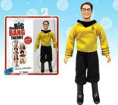 The Big Bang Theory - Star Trek Leonard Action