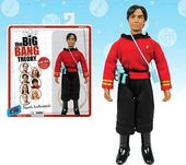 The Big Bang Theory - Star Trek Raj Action Figure