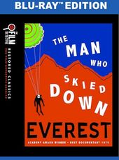 The Man Who Skied Down Everest (Blu-ray)
