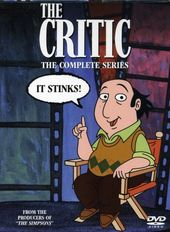 The Critic - The Complete Series (3-DVD)