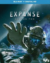 The Expanse - Season 2 (Blu-ray)