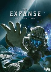 The Expanse - Season 2 (4-DVD)