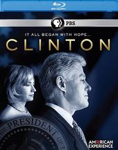 American Experience: Clinton (Blu-ray)