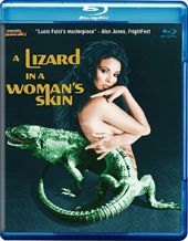 A Lizard in a Woman's Skin (Blu-ray)