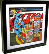 DC Comics - Superman - Shadow Box