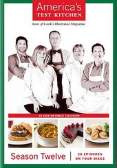 America's Test Kitchen - Season 12 (4-DVD)
