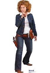 Doctor Who - River Song - Cardboard Cutout