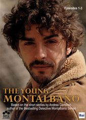 The Young Montalbano - Episodes 1-3 (3-DVD)
