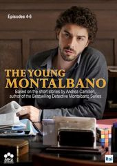 The Young Montalbano - Episodes 4-6 (3-DVD)