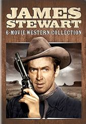 James Stewart Western Collection (3-DVD)