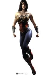 DC Comics - Wonder Woman - Injustice Game -