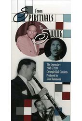 From Spirituals to Swing: The Legendary 1938 &
