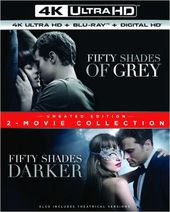 Fifty Shades Collection (4K UltraHD)