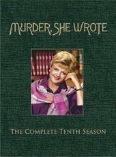 Murder She Wrote - Season 10 (5-DVD)