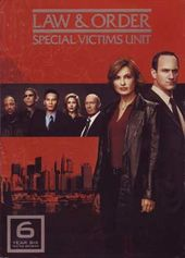 Law & Order: Special Victims Unit - Year 6 (5-DVD)