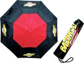 The Big Bang Theory - BAZINGA! Tri-Fold Umbrella