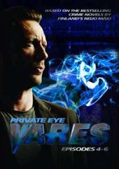 Private Eye Vares: Set 2 (3-DVD) (Finnish,