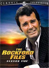 The Rockford Files - Season 5 (5-DVD)