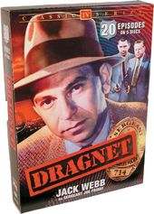 Dragnet - Volumes 1-5 (5-DVD)