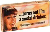 Funny Gum - Turns Out Im a Social Drinker