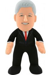 Bill Clinton - 10 Plush Figure
