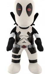 Marvel Comics - White Deadpool - 10 Plush