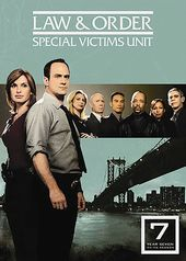 Law & Order: Special Victims Unit - Year 7 (5-DVD)