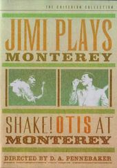 Jimi Hendrix & Otis Redding- Jimi Plays Monterey