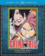 Fairy Tail:Collection Seven (Blu-ray)