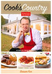 Cook's Country - Season 5 (2-DVD)