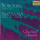 Borodin: Quartet No. 2 & Smetana: Quartet No. 1