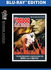 Voodoo Black Exorcist (Blu-ray)