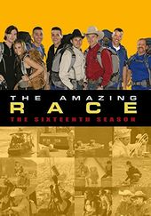 Amazing Race - Season 16 (3-Disc)