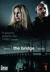 The Bridge - Series 1 (4-DVD)