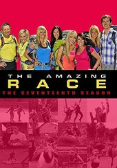 Amazing Race - Season 17 (3-Disc)