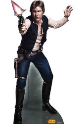 Star Wars - Han Solo - Classics Retouched -