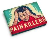 Tin Pocket Box - Painkillers