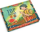 Tin Pocket Box - Top Secret