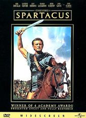 Spartacus (Widescreen)