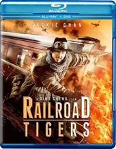 Railroad Tigers (Blu-ray + DVD)