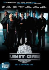 Unit One - Series 1 (4-DVD)