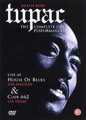 Tupac - Complete Live Performances (2-DVD)