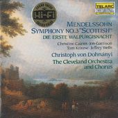 "Mendelssohn: Symphony No. 3 ""Scottish"" & Der"