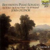 Beethoven: Piano Sonatas, Volume 3