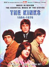 The Kinks - 1964-1978 (2-DVD, Book Included)